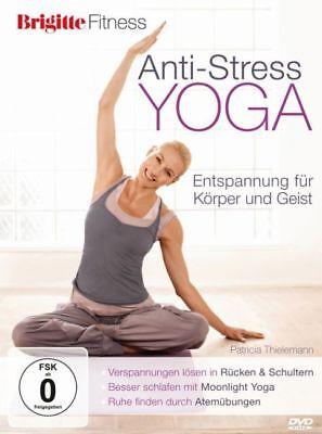 Brigitte Fitness - Anti-Stress Yoga Deutschland 1x DVD-9 Patricia Thielemann Nan