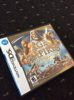 Age of Empires Mythologies (Nintendo DS) (complete)