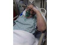 Please help repatriate 76 year old David