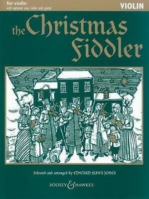 The Christmas Fiddler  Violin [2 Violins]Guitar ad lib. Play Songs MUSIC BOOK ()