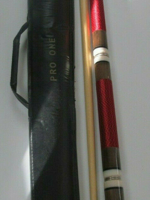 4 Sections Pool Billiard Cue With Case
