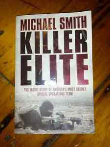 Killer Elite by Michael Smith Kingston Kingston Area image 1