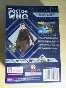 Dr Who Time of the Doctor Collectors Set
