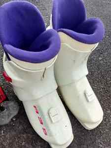 Ski packages boots poles skis 150 female