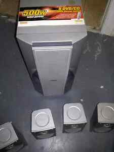 Philips 5.1 channel amplified subwoofer home theatre system. Windsor Region Ontario image 5