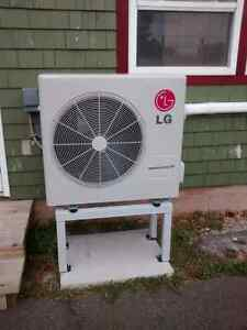 mini split ductless heat pumps