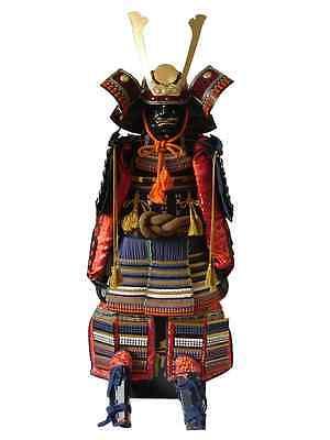 "Samurairüstung Japan "" Oda Nobunaga"" Samurai Rüstung komplett zum anziehen Nr.2"