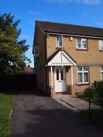 Furnished, nicely presented 2 Bed semi-detached house in TS4