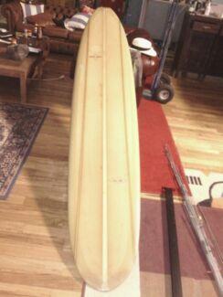 10ft  1963 SCOTT DILLON  longboard. Port Macquarie 2444 Port Macquarie City Preview
