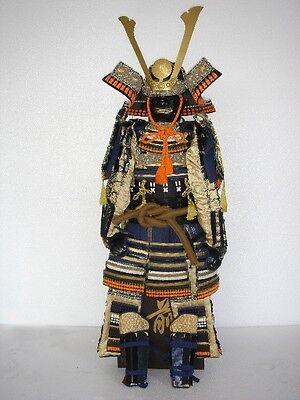 "Samurairüstung Japan "" Oda Nobunaga"" Samurai Rüstung komplett zum anziehen Nr.21"