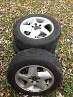 Volvo s70 rims mags tires