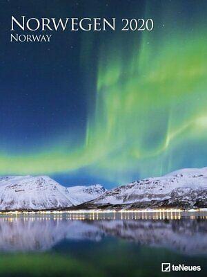 Norwegen Wandkalender 64 x 48 cm 2020 ( NICHT 2021 !!!) Fotokalender