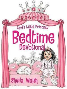 God's Little Princess Bedtime Devotional von Sheila Walsh und Tama Fortner...