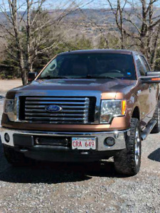 2012 Ford F150 EcoBoost XTR