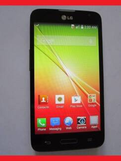 NEW LG L70 D320 4.5 Inch UNLOCKED 5MPX CAMERA BLACK $125 Castle Hill The Hills District Preview
