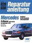 Alte Reparaturanleitungen Mercedes W126