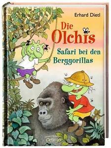 Die Olchis Safari bei den Berggorillas von Erhard Dietl / 9783789133817