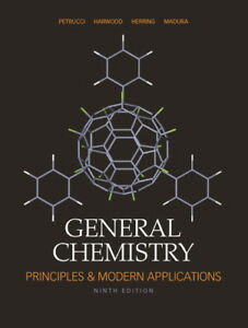 General Chemistry Principles and Modern Applications 9th edition