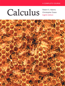 Calculus - A complete course 8th Edition