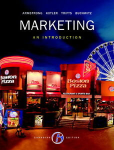 ADMN 2100 - Introduction to Marketing Textbook