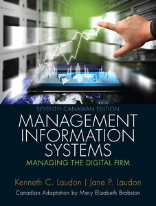 Managment Information Systems - Managing the Digital Firm 7th ED