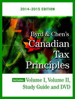 Canadian Tax Principles Volume 1 and 2 Ebook