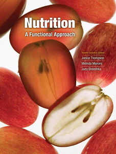 Nutrition: A Functional Approach, Second Canadian Edition