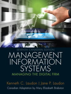 Management Information Systems 7th edition ITM102