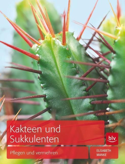 Kakteen und Sukkulenten - Elisabeth Manke - 9783835411043