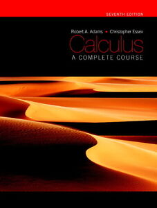 Calculus: A Complete Course (7th) - BRAND NEW !!