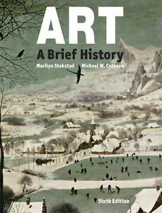 'Art - A Brief History', 6th Edition - Art History textbook