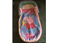 Peppa pig ready bed great condition