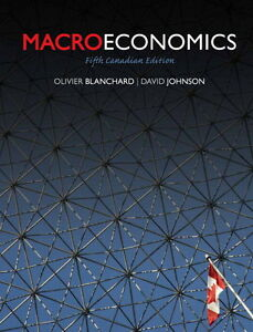 Macroeconomics 5th Canadian Edition