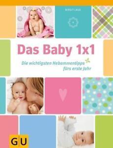 Das Baby 1x1 - Die wichtigsten Hebammentipps fürs erste Jahr - GU Partnersc ...