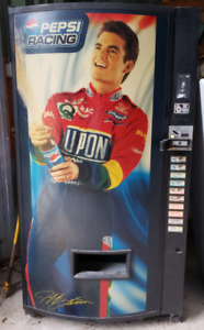 Pepsi pop Vending Machine - Jeff Gordon FAN Collectible