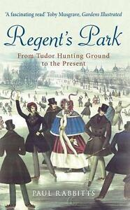Rabbitts-Regent`S Park BOOK NEU