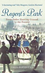 Regent's Park von Paul Rabbitts (2014, Taschenbuch)