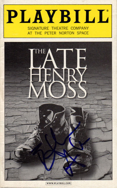 Ethan Hawke Autographed Signed Playbill Cover AFTAL UACC RD COA