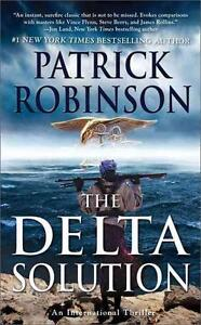 The Delta Solution by Patrick Robinson ( englisch)