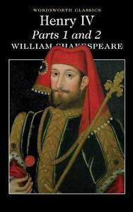 Shakespeare WilliamHenry Iv  BOOK NEU - <span itemprop=availableAtOrFrom>NW10 7TR, United Kingdom</span> - We accept returns if all products are in their original condition and unopened, please return your item within 14 days from the day you received it. Most purchases from business sellers  - NW10 7TR, United Kingdom
