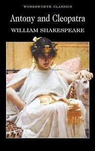 Antony and Cleopatra von William Shakespeare (1993, Taschenbuch)