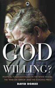 Domke-god Willing? Book Neu