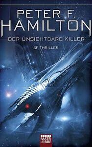 Der unsichtbare Killer (1134 Seiten) - Peter Hamilton - UNGELESEN