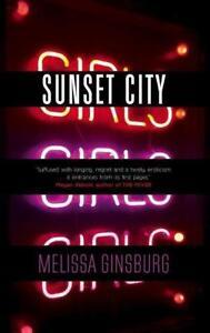 Ginsburg M-sunset City Book Neu