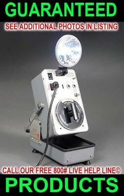 General Radio Genrad Gr Iet 1538-a Strobotac 150000 Rpm Strobe Light Tachometer