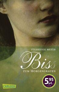Bis (Biss) zum Morgengrauen von Stephenie Meyer (2011, Taschenbuch) - Deutschland - Bis (Biss) zum Morgengrauen von Stephenie Meyer (2011, Taschenbuch) - Deutschland