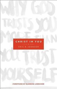Johnson  Eric-Christ In You  BOOK NEU