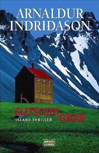 Arnaldur-Indridason-Gletschergrab-2005-Taschenbuch