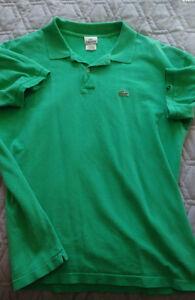 Lacoste Classic Men's Short Sleeve Shirt