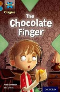 Project-X-Origins-Brown-Book-Band-Oxford-Level-9-Chocolate-The-Chocolate